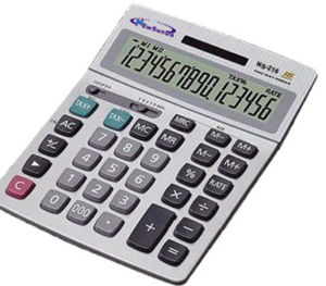 14 Digits Business Calculator NS-216