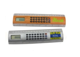 8 digits ruler calculator NS-6009
