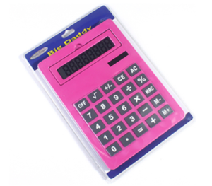 A4 Size Giant Calculator