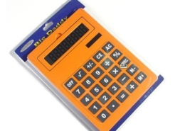 A4 size giant calculator for promotion