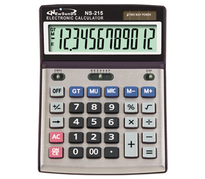 Buy Calculators in bulk NS-215