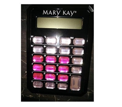 Colorful Diamond Key Cosmetic Company calculator NS-6002