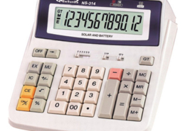 Computer Key Desk Calculator NS-314