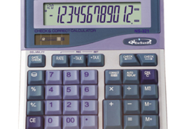 Computer key Desktop Calculator NS-321-01