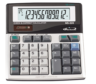 Computer key Desktop Calculator NS-321-02