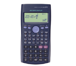 High School Students Scientific Calculator (2 Line Display) FX-82ES