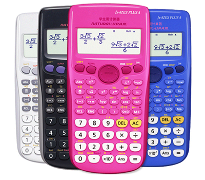 Natural – V.P.A.M. Scientific Calculator FX-82ES plus