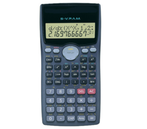 Student Scientific Calculator (2 Line Display) FX991MS