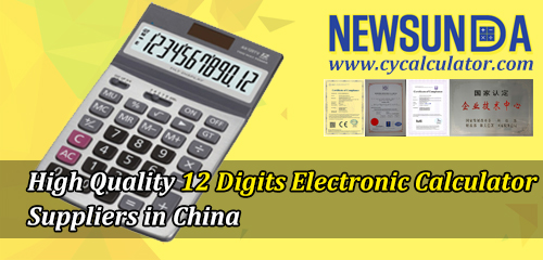 High-Quality-12-Digits-Electronic-Calculator-Suppliers-in-China-NEWSUNDA